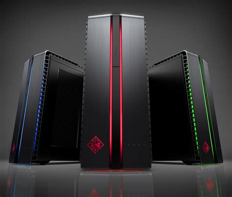 pc bureau hp i5 omen by hp 870 145na gaming desktop pc intel i5 6400