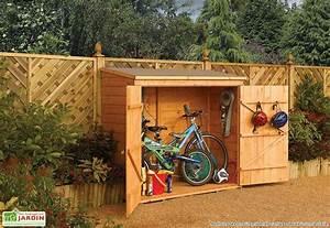 Abri Vélo Pas Cher : abri de jardin pour velo les cabanes de jardin abri de ~ Premium-room.com Idées de Décoration