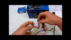 How To Wire A 528t Timed Latched Output Relay To Your Own Specs