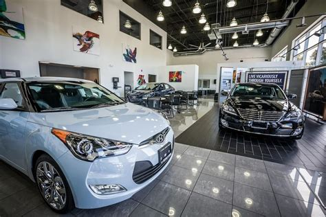 Freehold Hyundai Reviews by A Peak Inside Our Hyundai Dealership New Vehicle Showroom