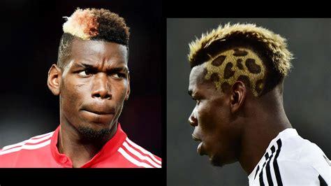 paul pogbas coolest hairstyles paul pogbas