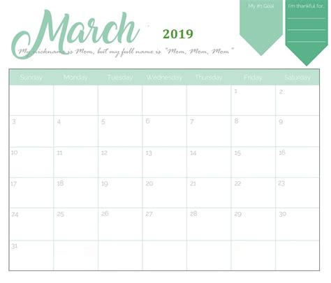 2019 Calendar Template Monthly 2019 Holidays Calendar Templates Calendar