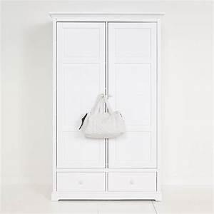 Kleiderschrank 2 Türig Weiß : oliver furniture kleiderschrank 2 t rig wei ~ Indierocktalk.com Haus und Dekorationen