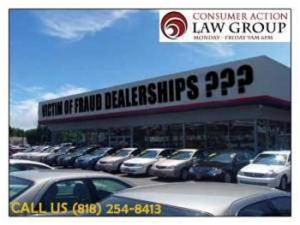 car dealer lied  financing   transaction