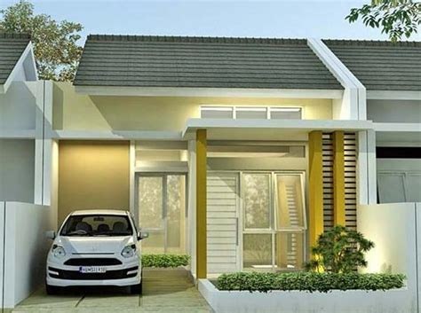 desain rumah minimalis type  terbaru