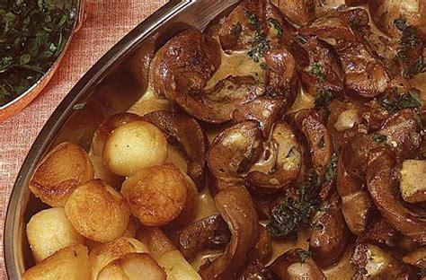 comment cuisiner des rognons de veau rognons de veau à la dijonnaise