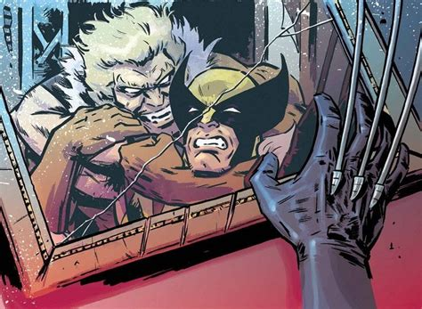 17 Best Images About Wolverine And Victor Creed(sabretooth