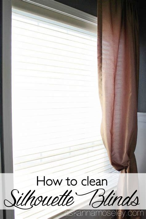 how to clean l shades how to clean silhouette blinds hometalk