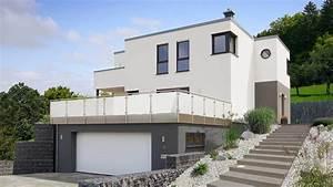 Einfamilienhaus Hanglage Planen : bauhausstil f ~ Lizthompson.info Haus und Dekorationen