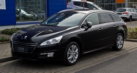 Image Gallery Peugeot 508 Sw