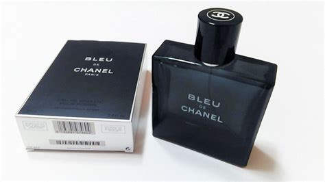 bleu de chanel eau de toilette spray for 3 4 oz 100ml