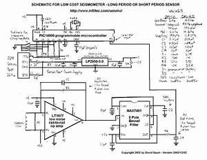 Ken U0026 39 S Seismometer Project