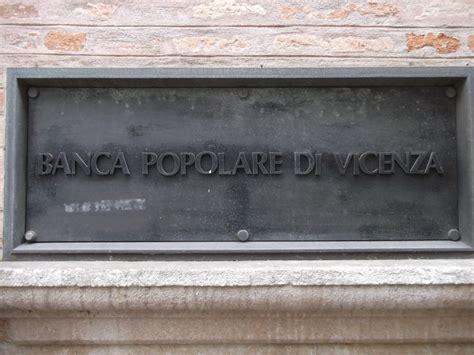 popolare di vicenza castelfranco veneto bpvi codacons quot sequestrare valore azioni per tutelare i