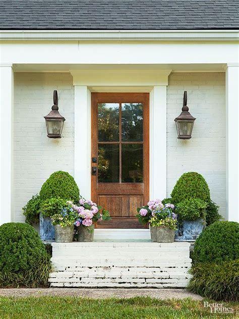Spring Front Porch Ideas Bright Refreshing Design