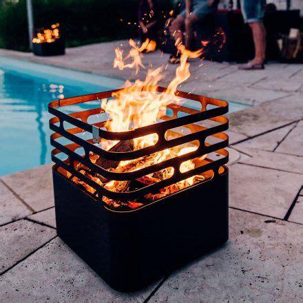 Feuerschale Mobiles Lagerfeuer Fuer Die Terrasse by H 246 Fats Cube Feuerkorb Kaufen Design3000 De