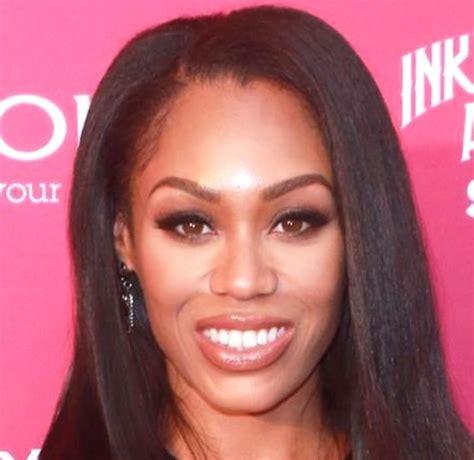 Monique Samuels - Bio, Net Worth, Husband, Family, Baby ...