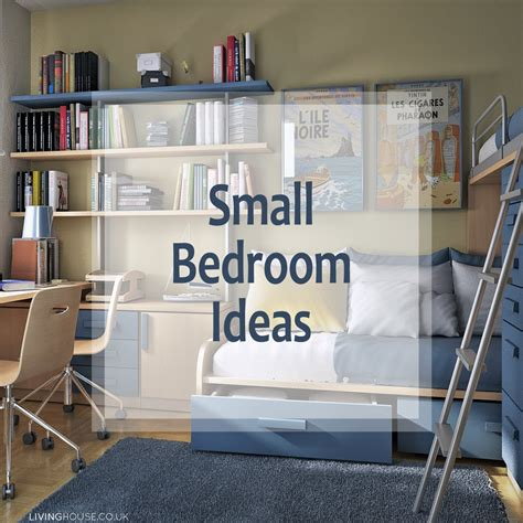 small bedroom ideas livinghouse