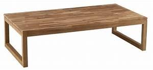 Table Alinea Bois : table basse alinea jardin le bois chez vous ~ Teatrodelosmanantiales.com Idées de Décoration