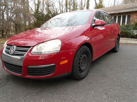 Purchase Used 2007 Volkswagen Jetta 2.5 Sedan 4-door 2.5l