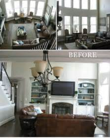 awkward living room how to decorate