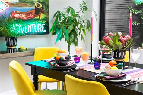 Colorful Interior Design by The Arcade Trend Colorful Interior Design Ideas From A By