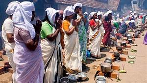 Attukal PongalaA temple festival that has entered