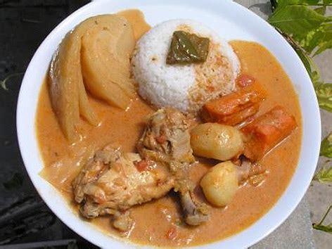 poulet mafé à la sauce d 39 arachide afrik cuisine com
