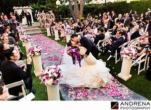 intercontinental hotel wedding ceremony los angeles los With wedding ceremony in los angeles
