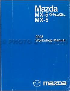 2003 Mazda Mx