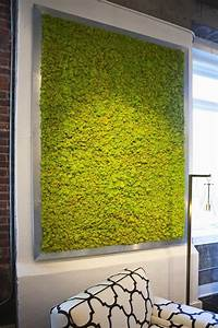 moss wall art interior theme garden pinterest wall With moss wall art