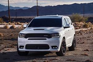 New 2018 Dodge Durango Srt Includes Carplay Support And