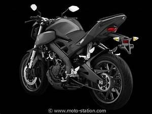 Permis B Moto : news moto 2014 yamaha mt 125 roadster sportif aussi pour les permis b motostation ~ Maxctalentgroup.com Avis de Voitures