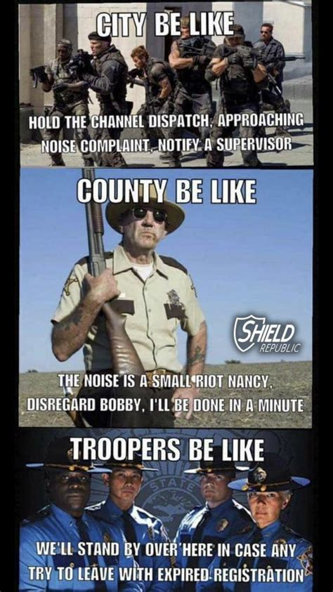Troopers Meme Meme As A Trooper I This Protectandserve