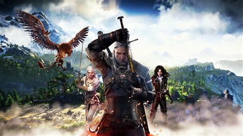 Animated Witcher 3 Wallpaper - the witcher 3 hunt hd wallpaper and background