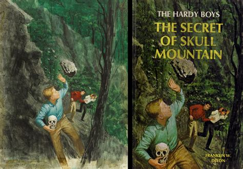 Hardy Boys Cover Artwork