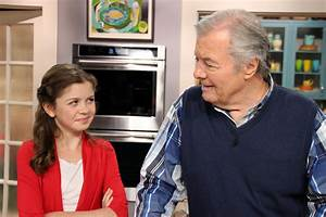 Photos from The Set of Jacques Pépin's New Series ...