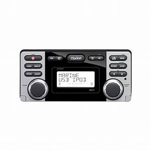 Clarion Cmd6 Marine Cd Reciever Direct Ipod And Usb