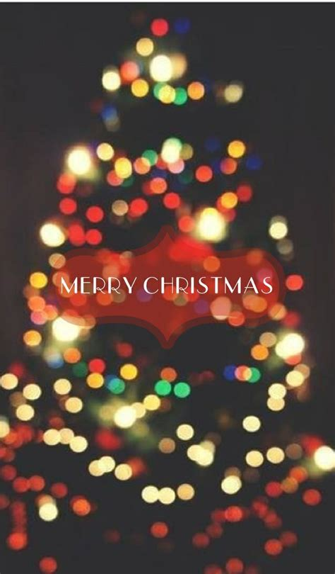 merry christmas wallpaper for iphone merry christmas christmas tree iphone wallpaper pictures photos and images for facebook