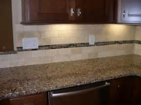 Travertine Kitchen Backsplash Tentinger