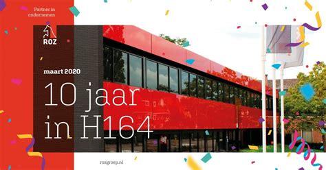 10 jaar Ondernemerscentrum H164! - ROZ Groep