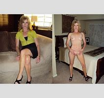 Clothed And Naked In Gallery Milf Wife Clothed Naked Before After Picture Uploaded