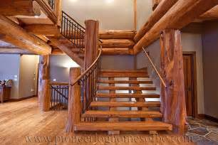 beautiful home interiors a gallery entrances hallways stairs pioneer log homes of bc