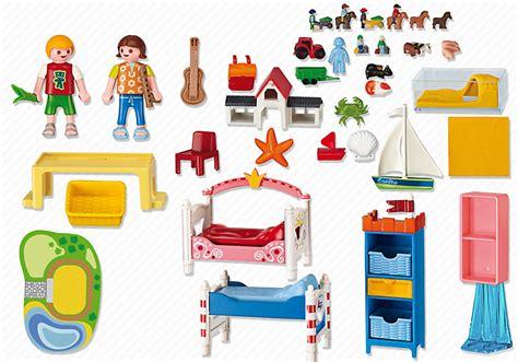 ik chaise de bureau playmobil 5333 chambre des enfants avec lits achat