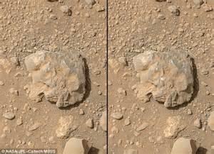 NASA's Curiosity rover blasts rocks on Mars with nuclear ...