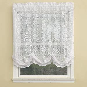 hopewell lace balloon shade  boscovs