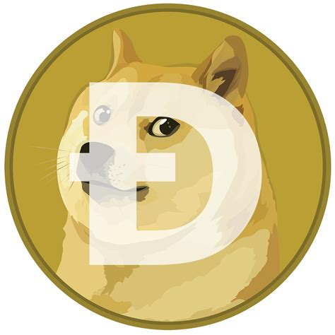 Revised Dogecoin Logo to use Đ1 instead : dogecoin