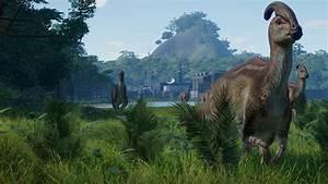 Jurassic World Evolution Neuer Ingame Trailer Verffentlicht