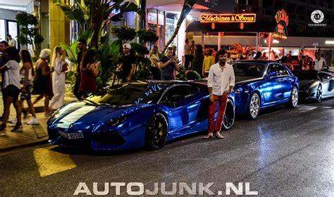 Lamborghini Mansory Aventador Lp700 4 Fotos Autojunknl