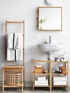 Badezimmer Spiegelschrank Vintage : kleines bad ideen platzsparende badm bel und viele clevere l sungen ~ Indierocktalk.com Haus und Dekorationen