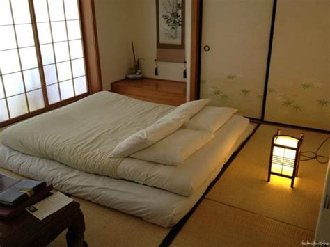 futon bedroom traditional japanese futon bed interiors